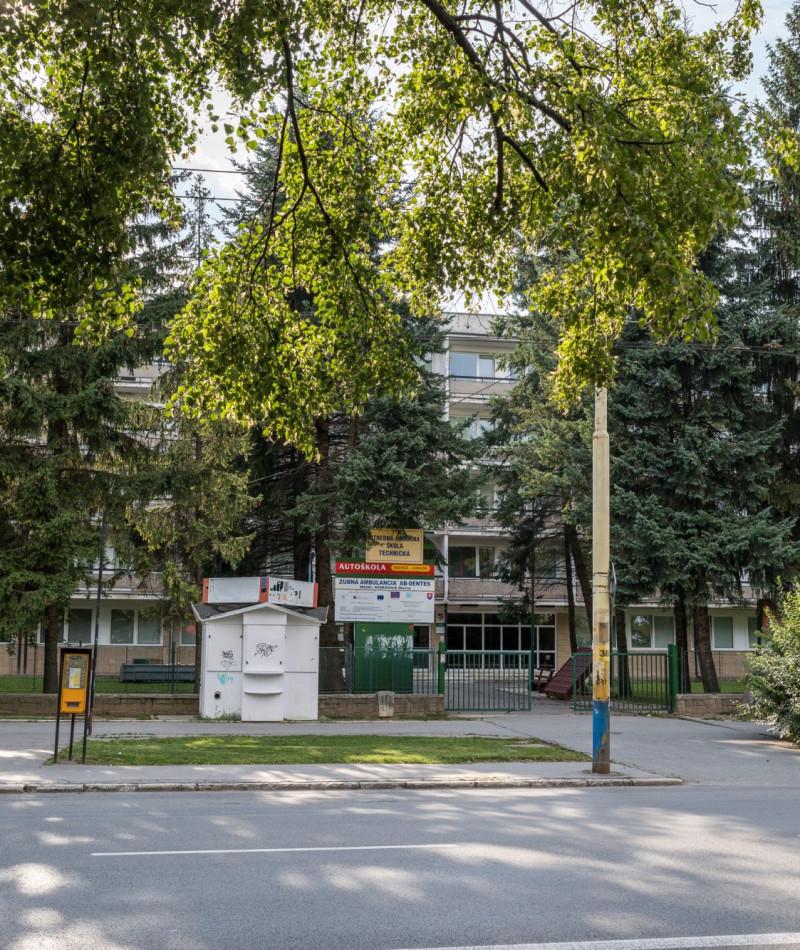 C3- ZŠ Sibírska